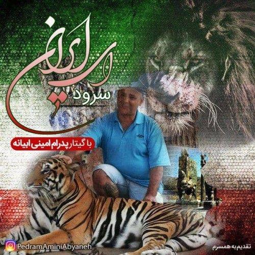 دانلود موزیک جدید پدرام امینی سرود ای ایران